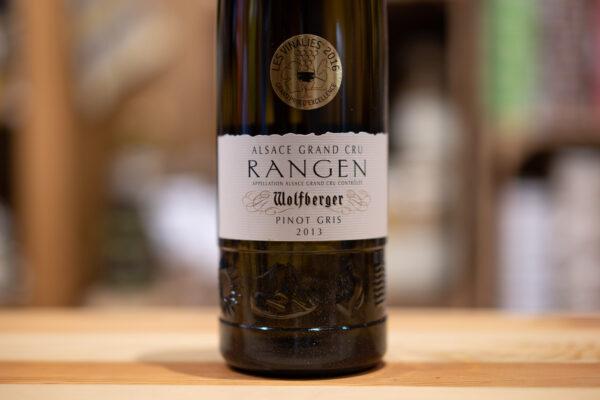 Pinot gris 2013 - Grand cru Rangen - Wolfberger