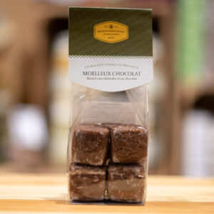 Moelleux au chocolat - Amande et chocolat