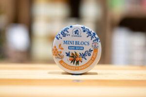 Mini blocs des Vosges - Argousier, gingembre, miel