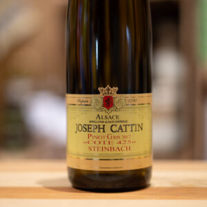 Pinot gris 2017 - Cote 425 - Joseph Cattin