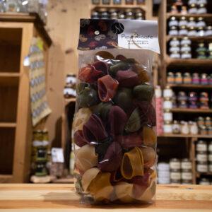 Pipe Rigate - 5 couleurs naturelles