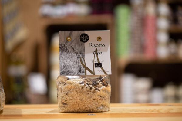 Risotto - Cèpes - Bio