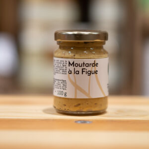 Moutarde - Figue