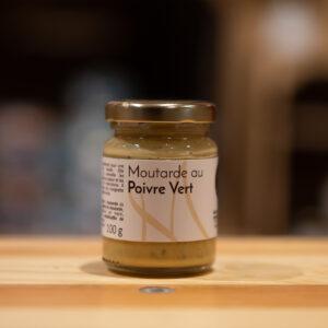 Moutarde - Poivre vert