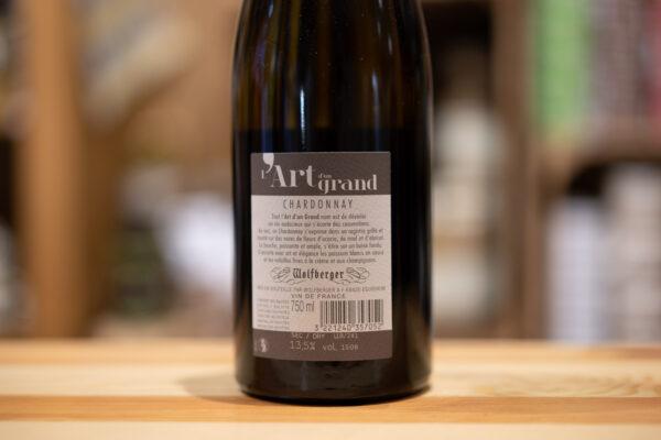 Chardonnay 2017 - Wolfberger