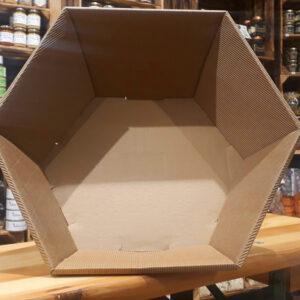 Corbeille octogonale MM - Diamètre 36cm