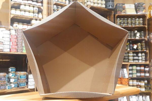 Corbeille octogonale GM - Diamètre 42cm