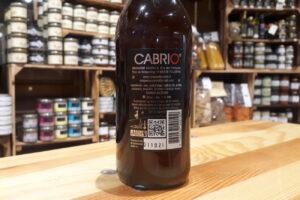 Bière artisanale Cabrio - Bière de Noël