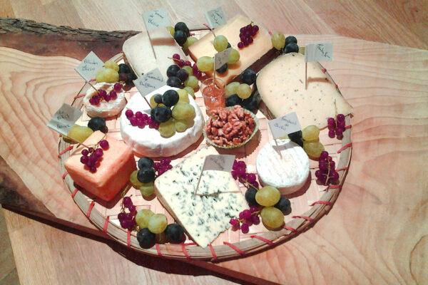 Plateaux de fromages - L'Affiné