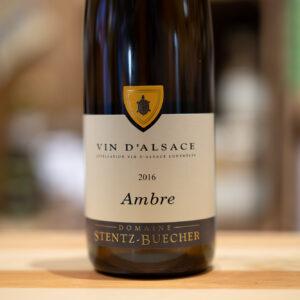 Pinot noir Ambre 2016 - Domaine Stentz-Buecher