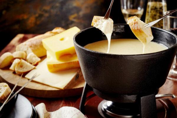 Pack fondue Haute-Savoie