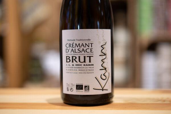 Crémant d'Alsace Brut - Kamm