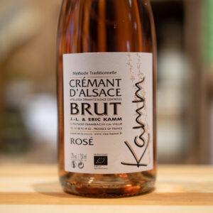 Crémant d'Alsace Brut Rosé - Kamm
