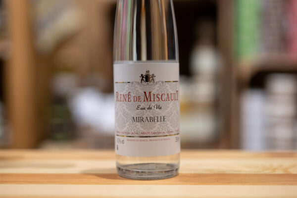 Eau de vie Mirabelle - René de Miscault