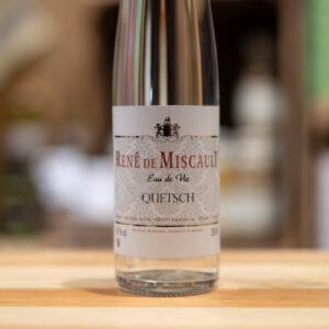 Eau de vie Questch - René de Miscault