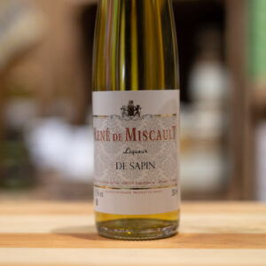 Liqueur de Sapin - René de Miscault