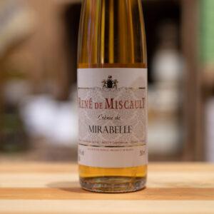 Crème de Mirabelle - René de Miscault