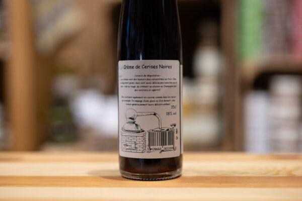 Crème de Cerises Noires - René de Miscault