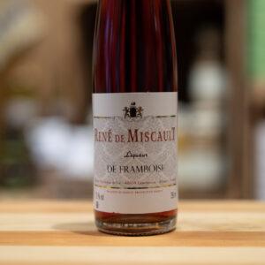 Liqueur de Framboise - René de Miscault
