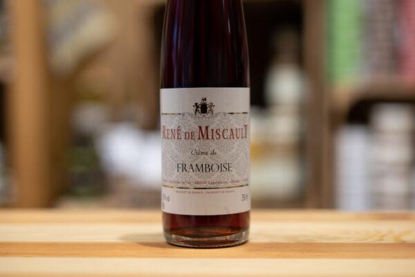 Crème de Framboise - René de Miscault