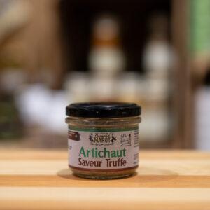Artichaut saveur truffe