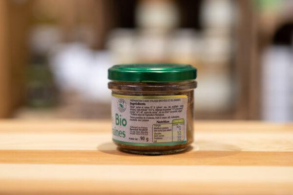 Toastinade olives et graines - Bio