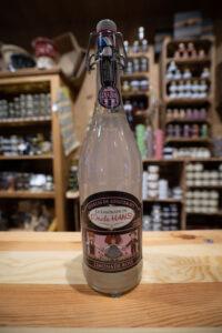 Limonade artisanale de l'Oncle Hansi - Rose