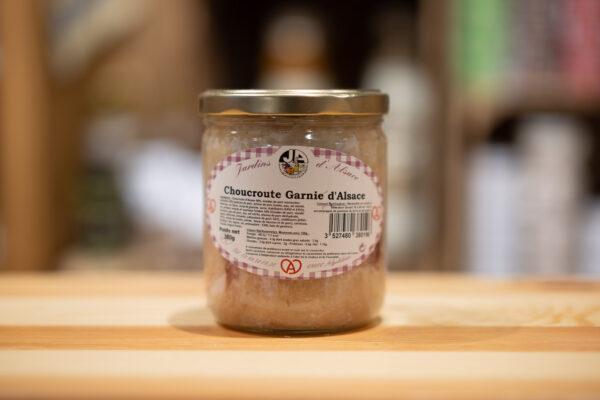 Choucroute garnie d'Alsace - Petit