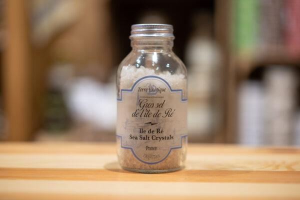 Gros sel de l'île de Ré