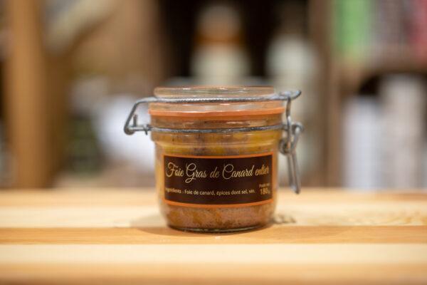 Foie gras de canard entier - Moyen