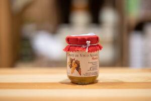 Confit de vin d'Alsace - Muscat