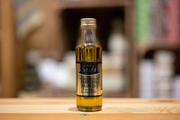 Huile d'olive à la truffe noire (100ml)