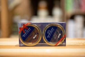Duo de blocs de foie gras - Canard et Oie - Edouard Artzner