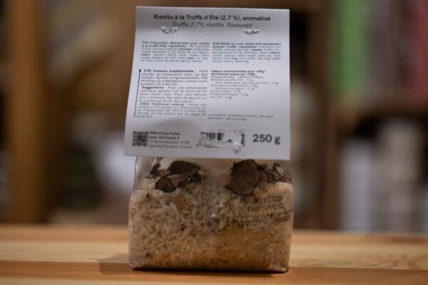 Risotto - Truffe d'été (2,7%)