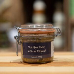 Foie gras entier d'Oie du Périgord
