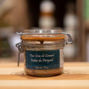 Foie gras de canard entier du Périgord
