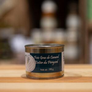 Foie gras de canard entier du Périgord - Médaille d'Argent Paris 2019