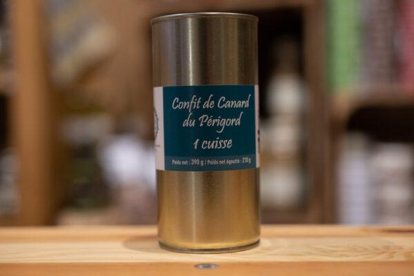 Confit de canard du Périgord 1 cuisse