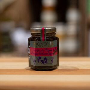 Confit de figue au vinaigre balsamique