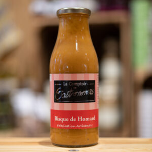 Bisque de homard - Fabrication artisanale