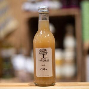 Nectar citron - Fabrication artisanale