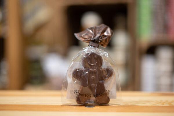 Chocolat au lait - Pain d'épice