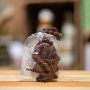 Chocolat au lait - Père Noël