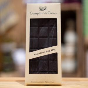 Tablette chocolat - Noir 75%