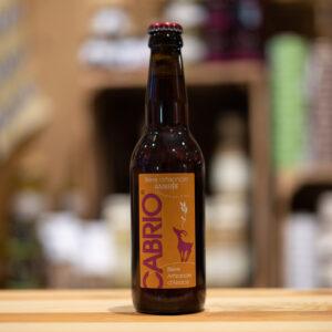 Bière artisanale Cabrio - Ambrée
