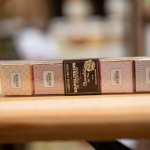 Napolitains de Mathilde - Chocolat noir et blanc