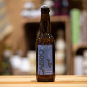 Bière artisanale Cabrio - Blanche