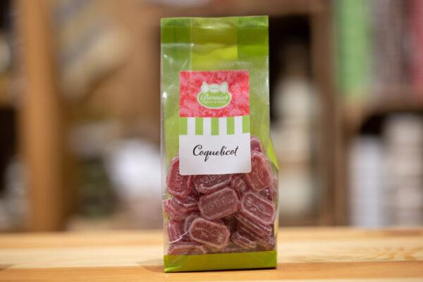 Bonbons - Coquelicots