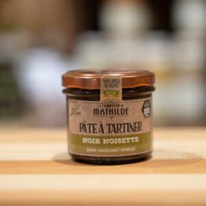 Pâte à tartiner - Noir noisette sans huile de palme