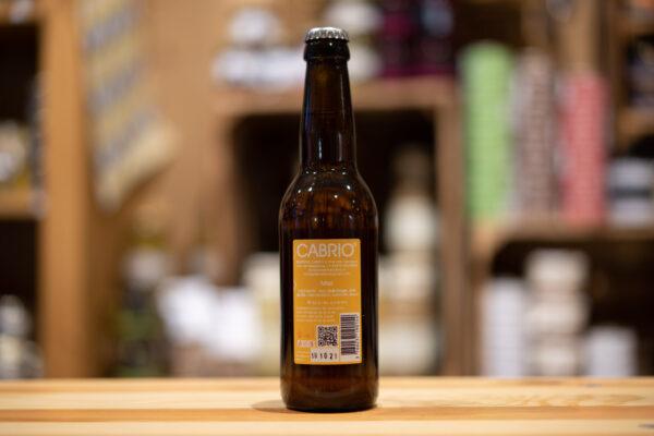 Bière artisanale Cabrio - Au miel